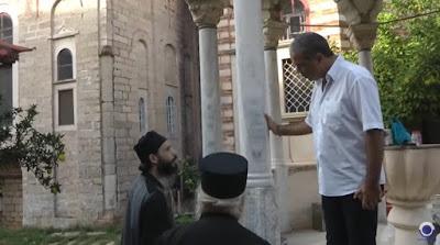 Αποστολή του Νίκου Λυγερού Στο Άγιον Όρος (Βίντεο) Η Ιερισσός δεν είναι μόνο πέρασμα