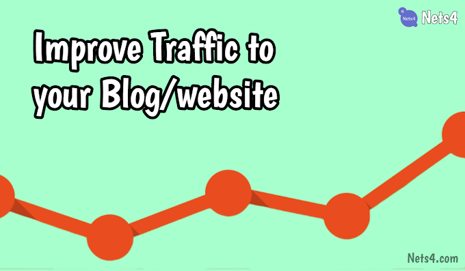 How to get more engaging traffic to your blog or website?