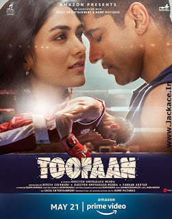 Toofan First Look Poster 4