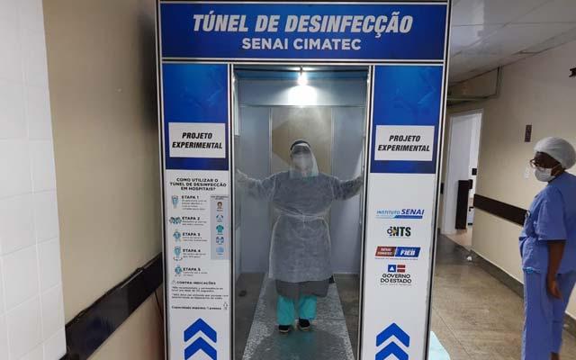 Bahia registra 2.360 novos infectados pela Covid-19 e total passa de 54 mil
