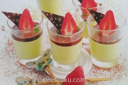 Resep Avocado Coffee Desert