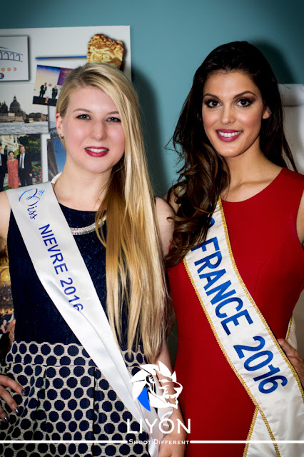 miss france - iris mittenaere - miss nievre