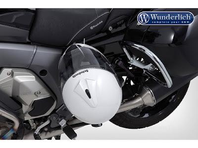 ヘルメット盗難防止ワイヤー K1600 Grand America / K1600B