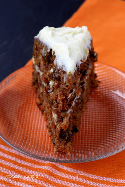 Mango & Tomato: Ina Garten's Carrot Cake Recipe from Foolproof Cookbook