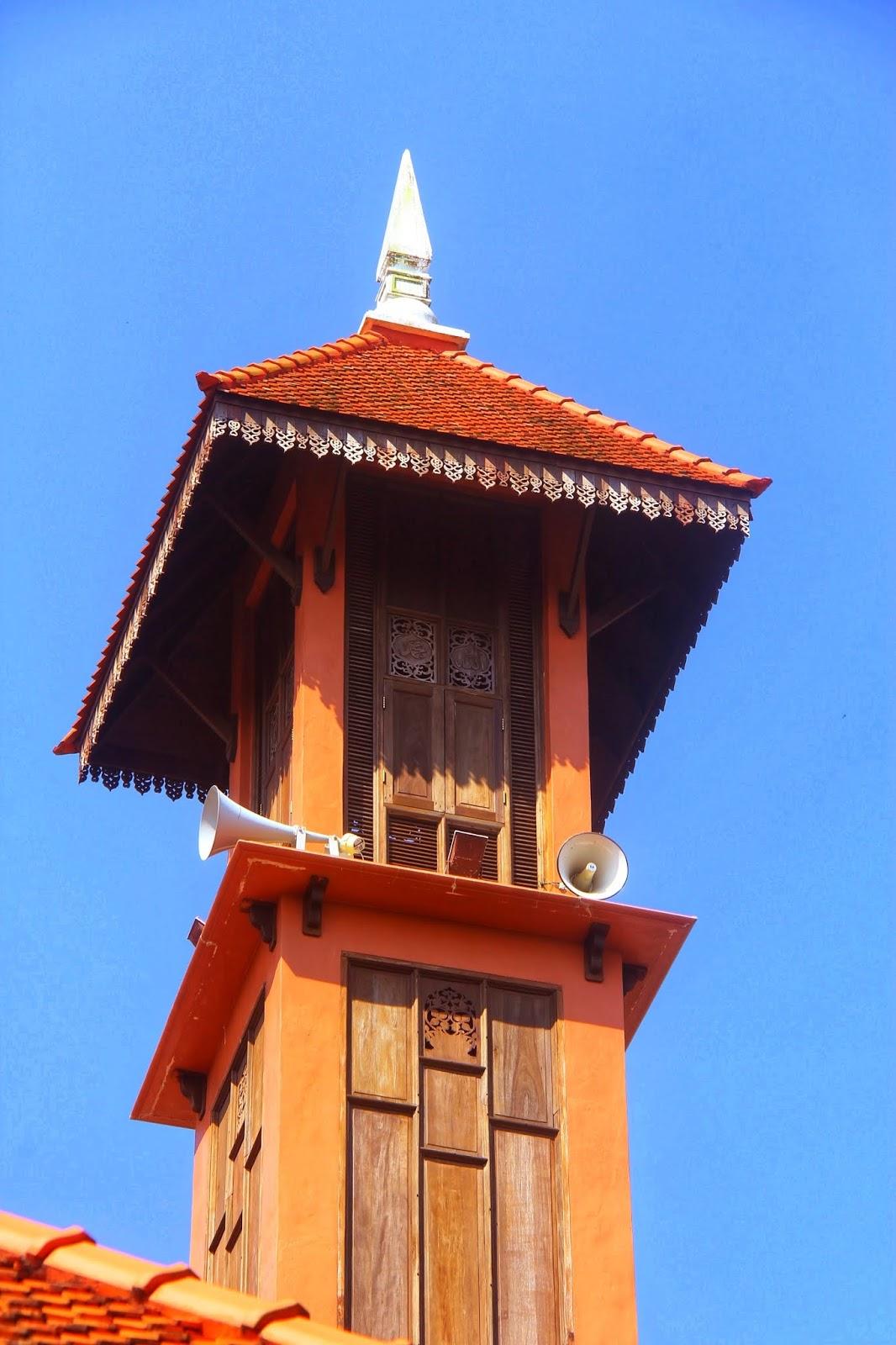 Menara Masjid Ululalbab