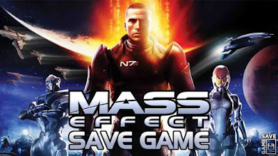mass effect save game 100