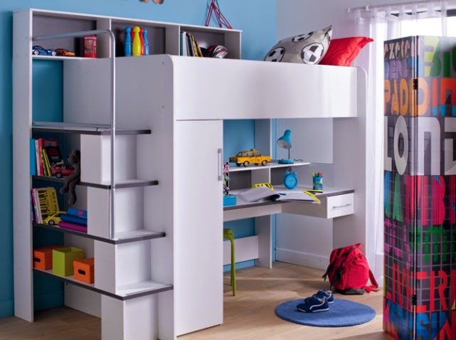 Decorar dormitorio infantil pequeño