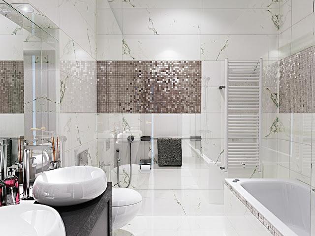 6*6 Bathroom Design