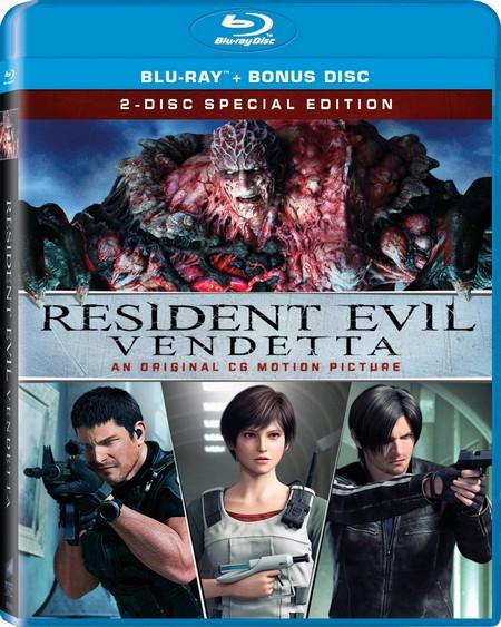 Resident Evil: Vendetta (2017) 1080p Blu ray REMUX 21GB mkv Dual Audio DTS-HD 5.1 ch