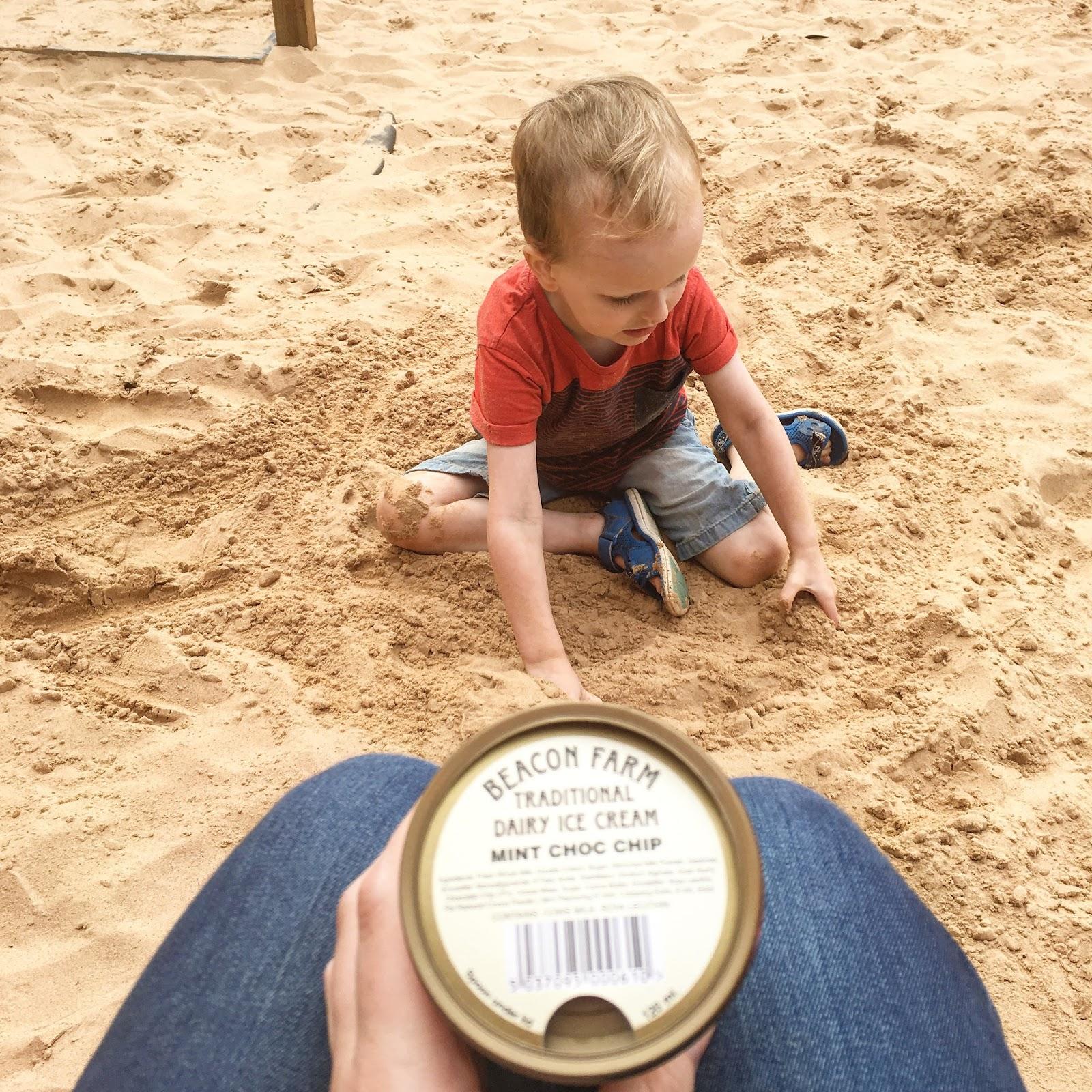 Preston Park Museum | Teddy Bears Picnic - A Review - beach and ice cream