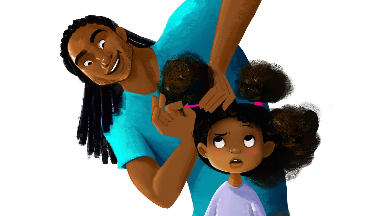 Hair Love | Animated Short Film by Matthew A. Cherry