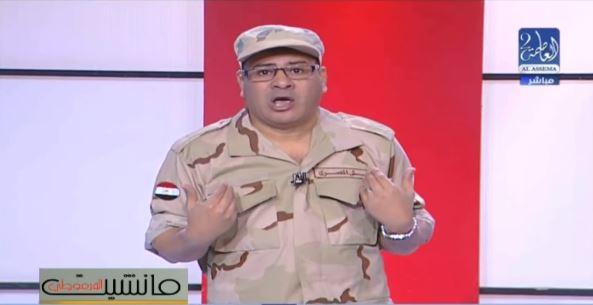 جابر-القرموطي-يرد-على-فيلم-الجزيرة-عن-الجيش-المصري-بـ-البيادة-و-الشراب-كالتشر-عربية