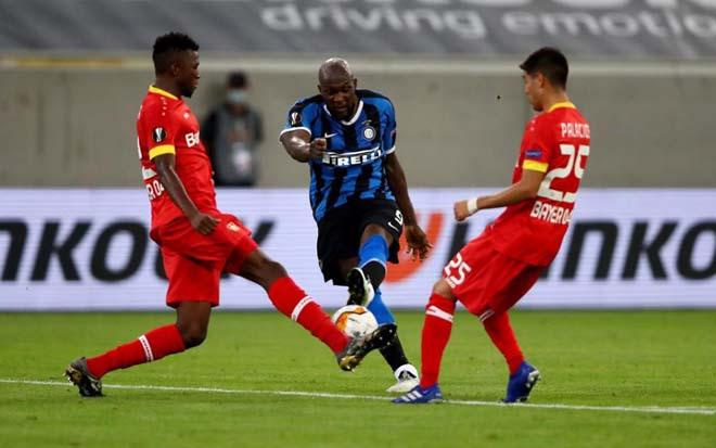 Video Inter Milan - Leverkusen: Định đoạt nhanh chóng, vinh danh Lukaku