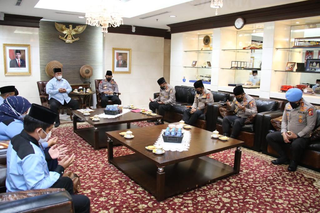 Kapolri : Polri Siap Bekerjasama Dengan Pemuda Masjid Untuk Membangun Bangsa
