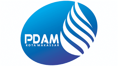 Logo PDAM Kota Makassar Vector Agus91