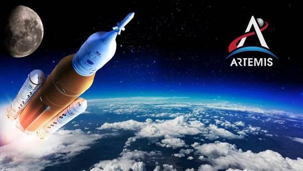 NASA - Programma Artemis per mandare sulla luna la prima persona di colore