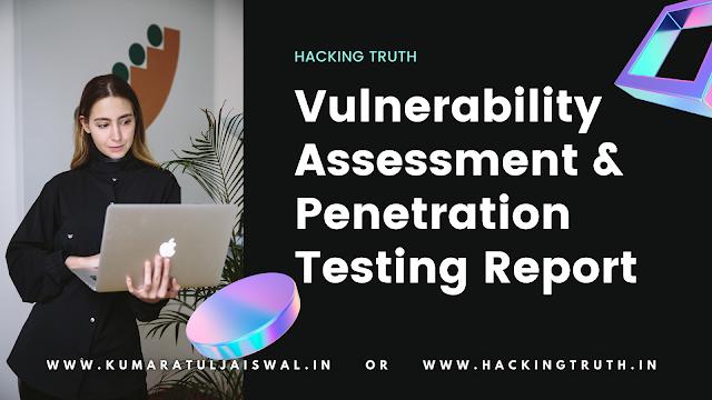 Vulnerability Assessment & Penetration Testing Report Metasploitable2