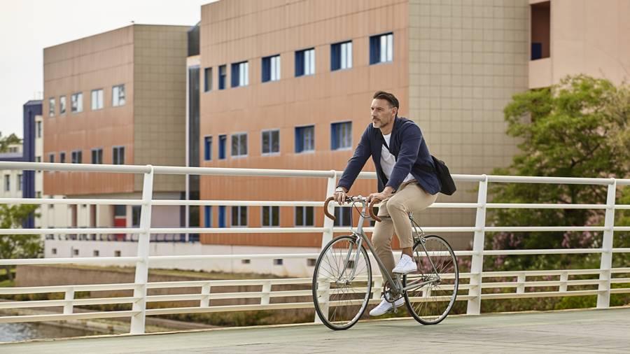 Bicicleta: hábito saludable