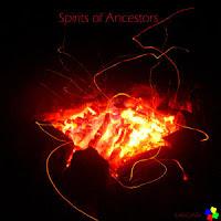 Spirits of Ancestors (EP) artwork