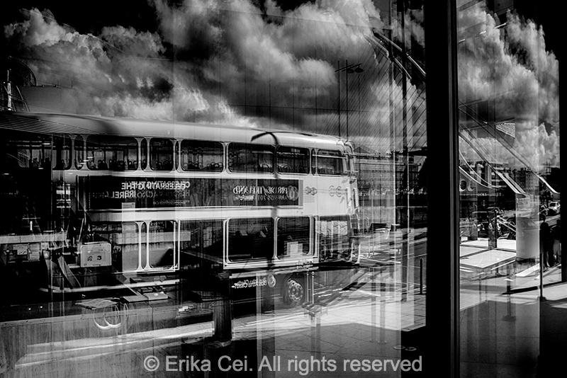 Bus, Dublin, Ireland