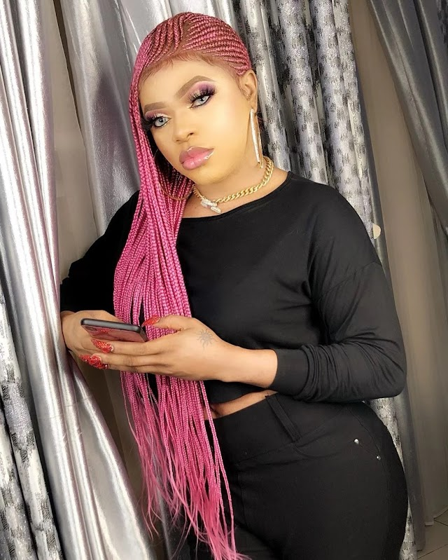 You Are Stupid If You Have Six Packs And Broke - Bobrisky