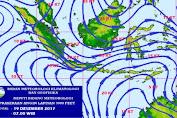 Prakiraan BMKG, Hujan Disertai Petir Akan Landa Selayar