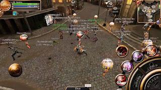 game mmorpg android terbaik dan Terbaru - Izanagi Samurai