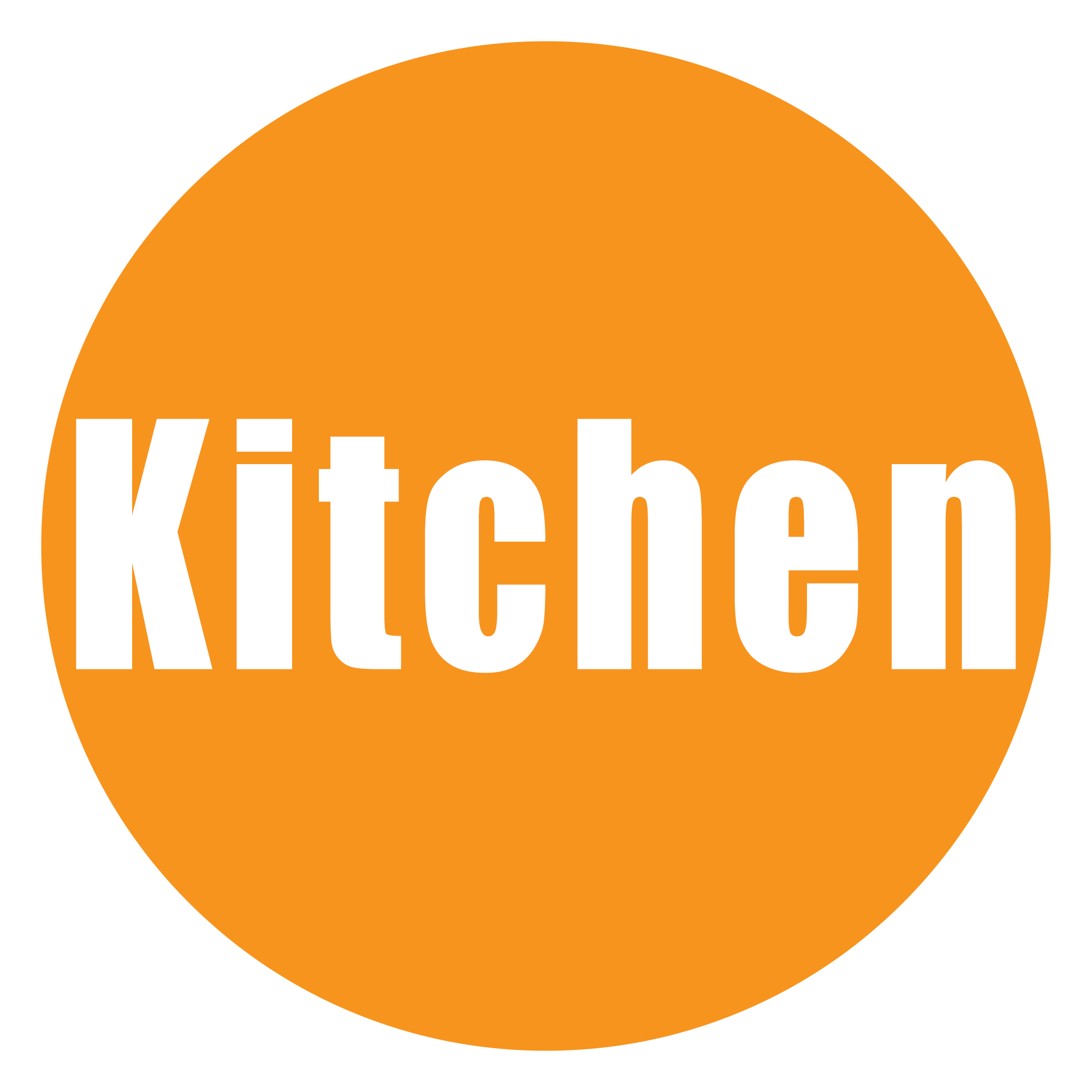 Kitchen Vector Image PNG