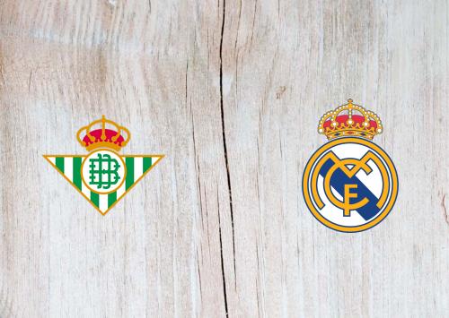 Real Betis vs Real Madrid -Highlights 26 September 2020