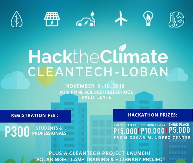Hack the Climate : Clean TechLoban; an advocacy educating the public on climate change