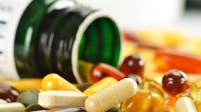 Fungsi Vitamin A, B, C, D, E, K