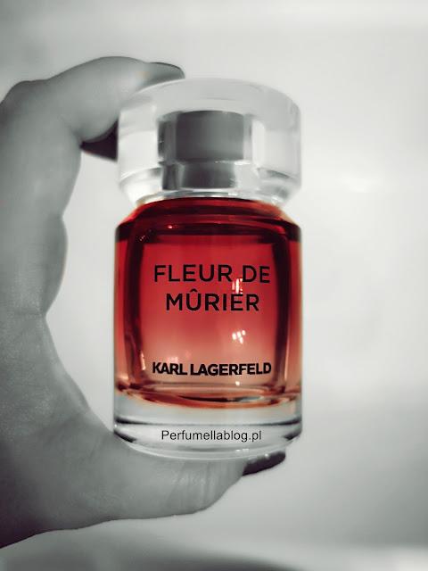 perfumy hebe karl lagerfeld fleur de murier
