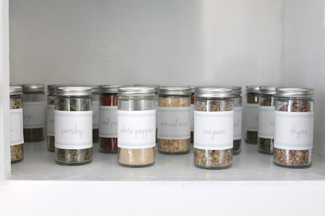 spice cabinet ideas