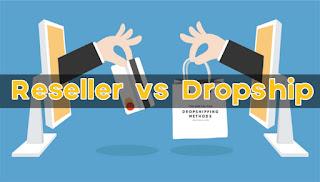 Mengenal dan Memahami Perbedaan Reseller dan Dropship dalam Bisnis Online