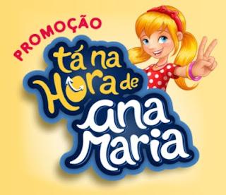 Cadastrar Promoção Tá na Hora de Ana Maria 2020 Tablet na Hora e Prêmios 10 Mil Reais