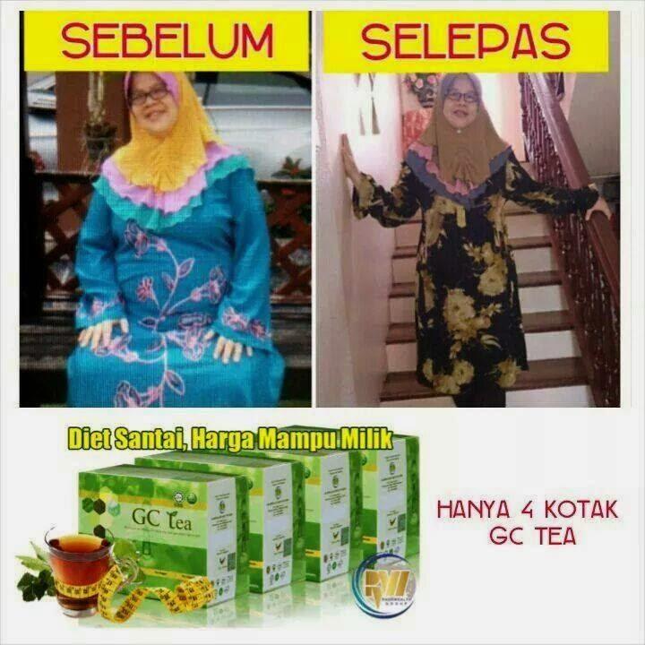 harga slimming gel mustika ratu dengan green tea extract