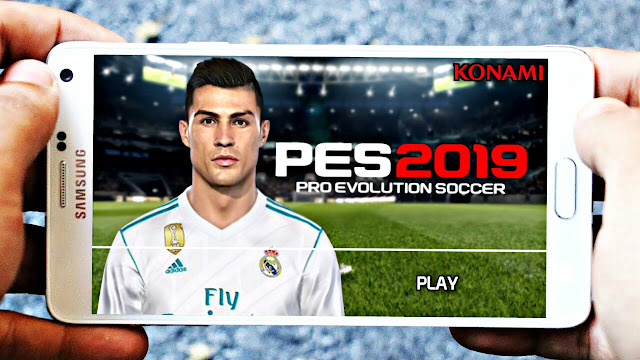 Download PES 2019 Android Offline 550 MB Graphics PS4