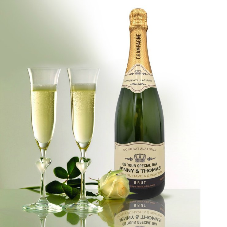 special occasion champagne