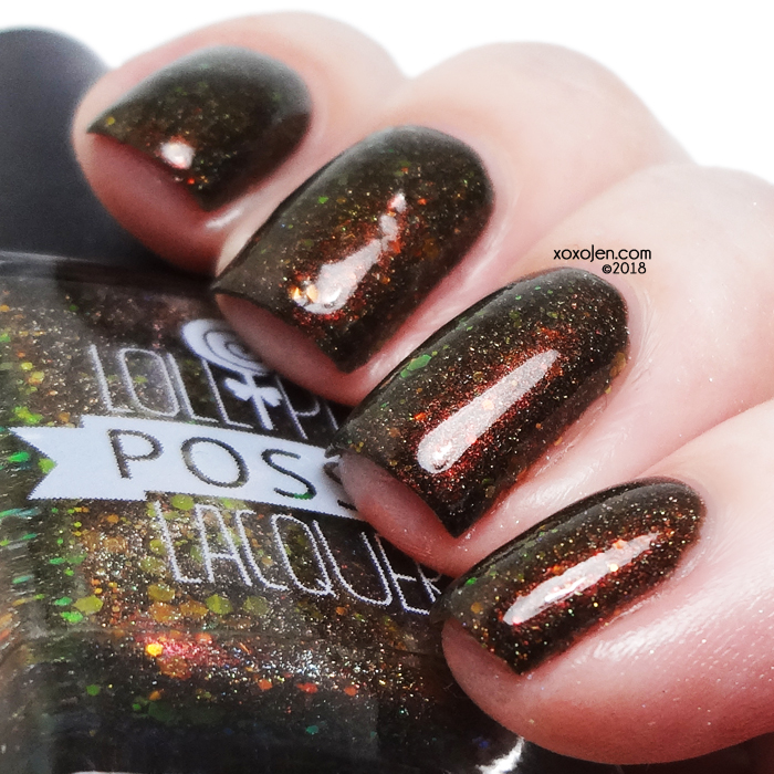 xoxoJen's swatch of Lollipop Posse Lacquer Replace It With Dubstep