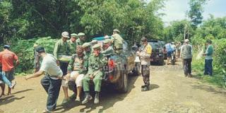 Aparat Desa Cipeundeuy