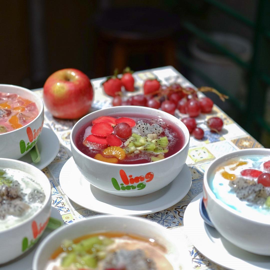 lingling fruit bar