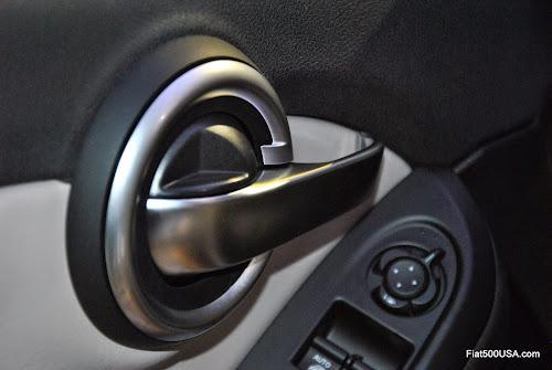 Fiat 500X Inside Door Handle