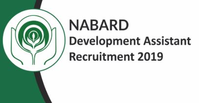 NABARD Recruitment 2019 for 91 Development Assistant Posts