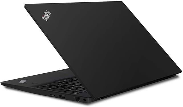 Lenovo ThinkPad E595: portátil de 15.6'' con procesador AMD Ryzen 5, disco SSD y Windows 10 Pro