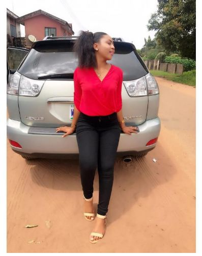 New Beautiful Photos of 17year old Actress Regina Daniels