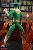 Power Rangers Lightning Collection Zeo Green Ranger 18