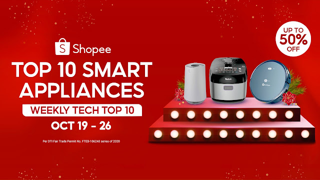 Revamp Your Home with These 10 Must-Have Smart Appliances Available on Shopee