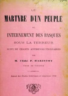 peuple basque et revolution française
