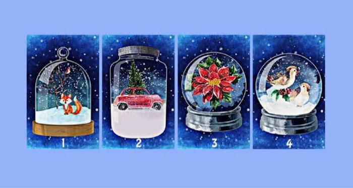 Выберите изображение, которое вам больше нравится, и узнайте, что ждет вас в декабре