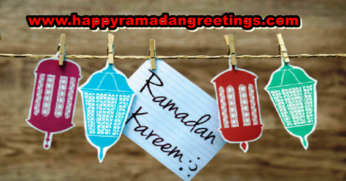 Greetings During Ramadan Kareem 2021